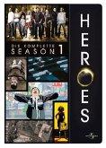 Heroes - Die komplette Season 1 (7 DVDs, Steelbook)