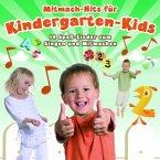 MITMACH-HITS FÜR KINDERGARTEN-KIDS (14 SPAáLIEDER)