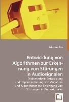 Entwicklung von Algorithmen zur Erkennung von S...