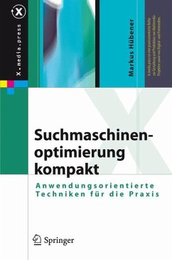 Suchmaschinenoptimierung kompakt - Hübener, Markus