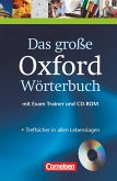Das große Oxford Wörterbuch. Inkl. CD-ROM