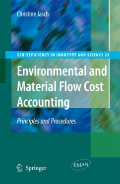 Environmental and Material Flow Cost Accounting - Jasch, Christine