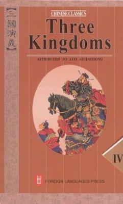 Three Kingdoms, 4 Vols. - Luo Guanzhong