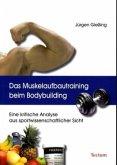 Das Muskelaufbautraining beim Bodybuilding