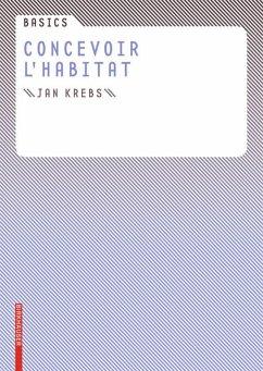 Basics Concevoir l habitat - Krebs, Jan