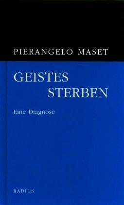 Geistessterben - Maset, Pierangelo