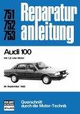 Audi 100 1,8 Liter Motor ab September 1982
