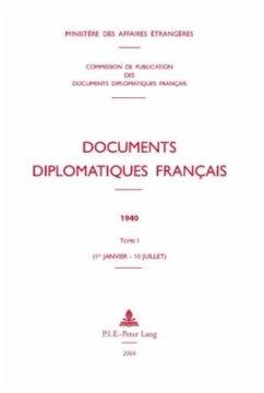 Documents diplomatiques français - Commission de Publication Des Documents; Kaspi, D'Andre; Ministere Des Affaires Etrangeres Commis