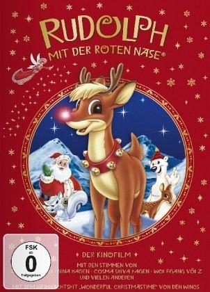Rudolph mit der roten nase kinofilm film auf dvd