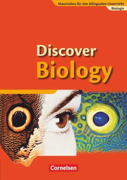 Discover Biology 1. Schülerbuch. 7./8. Schuljahr. Sekundarstufe 1 Vol.1 - Mathews, Horst-Dieter; Olmesdahl, Simon