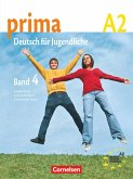Prima - Deutsch für Jugendliche 4. Schülerbuch. Europäischer Referenzrahmen: A2