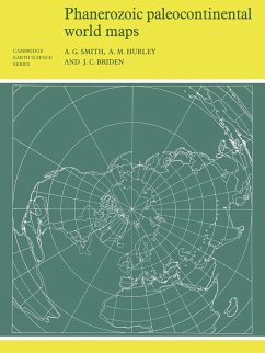 Phanerozoic Paleocontinental World Maps - Smith, A. Gilbert; Hurley, A. M.; Briden, J. C.