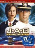 JAG: Im Auftrag der Ehre - Die vierte Season, Teil 4.1 (3 DVDs)
