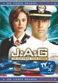 JAG: Im Auftrag der Ehre - Die vierte Season, Teil 4.2 (3 DVDs)