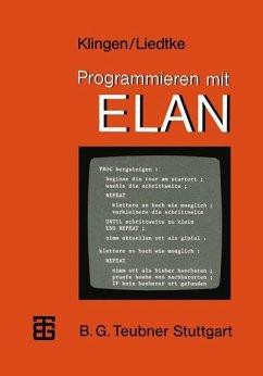 Programmieren mit ELAN