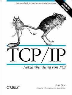TCP/IP, Netzanbindung von PCs