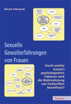 Sexuelle Gewalterfahrungen von Frauen - Schieweck, Renate