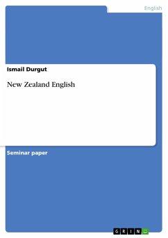 New Zealand English - Durgut, Ismail
