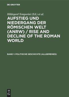 Politische Geschichte (Allgemeines)