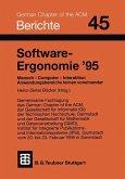 Software-Ergonomie '95