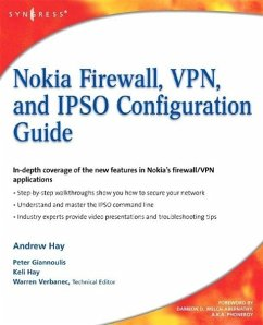 Nokia Firewall, Vpn, and Ipso Configuration Guide - Hay, Andrew