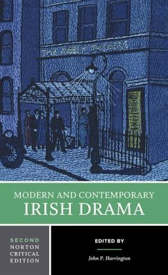 Modern and Contemporary Irish Drama - Harrington, John P.