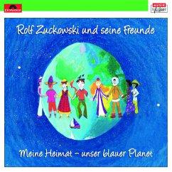 Meine Heimat - Unser Blauer Planet - Zuckowski, Rolf