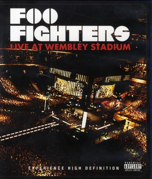 Foo Fighters - Live at Wembley Stadium - Foo Fighters