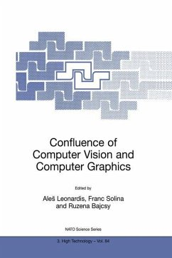 Confluence of Computer Vision and Computer Graphics - Leonardis