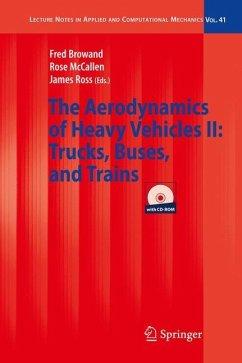 Aerodynamics of Heavy Vehicles II: Trucks, Buses, and Trains