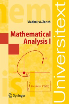 Mathematical Analysis I - Zorich, Vladimir A.