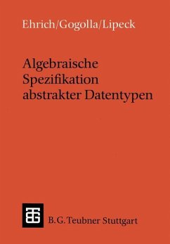 Algebraische Spezifikation abstrakter Datentypen
