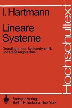 Lineare Systeme - Hartmann, I.