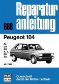 Peugeot 104 ab 1981
