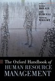 The Oxford Handbook of Human Resource Management