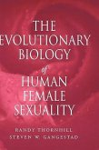 The Evolutionary Biology of Human Female Sexuality