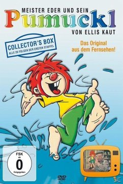 Meister Eder und sein Pumuckl - Staffel 1 (4 Discs)