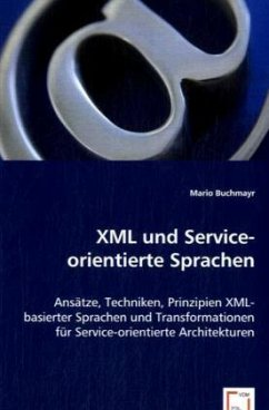 XML und Service-orientiere Sprachen