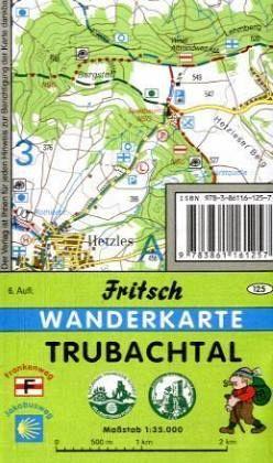 Fritsch Karte - Trubachtal