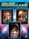 Star Wars: Episodes I, II & III, w. Audio-CD, Piano Accompaniment