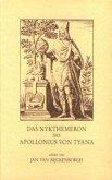 Das Nykthemeron des Apollonius von Tyana