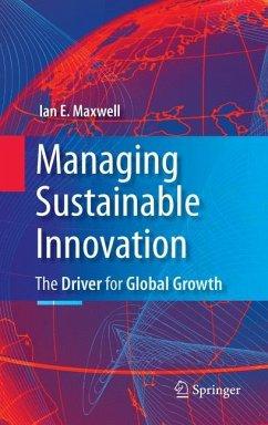 Managing Sustainable Innovation - Maxwell, Ian E.