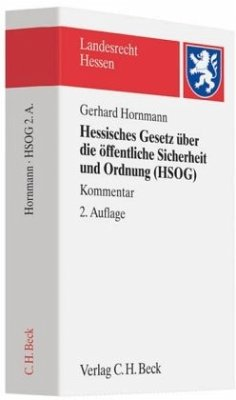 Hessisches Gesetz über die öffentliche Sicherhe...