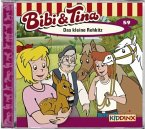 Das kleine Rehkitz / Bibi & Tina Bd.59 (1 Audio-CD)