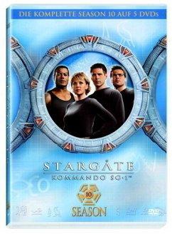 Stargate Kommando SG-1 - Season 10 (5 DVDs)