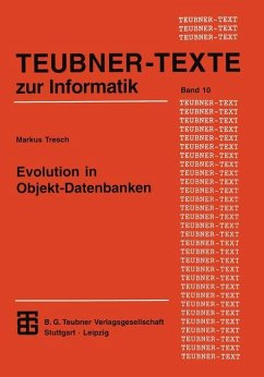 Evolution in Objekt-Datenbanken