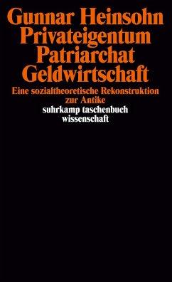 Privateigentum, Patriarchat, Geldwirtschaft - Heinsohn, Gunnar