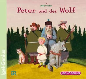 peter und der wolf von m nchner rundfunkorchester jeannot hunziker auf audio cd portofrei. Black Bedroom Furniture Sets. Home Design Ideas