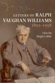 Letters of Ralph Vaughan Williams 1895-1958