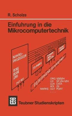 Einführung in die Mikrocomputertechnik